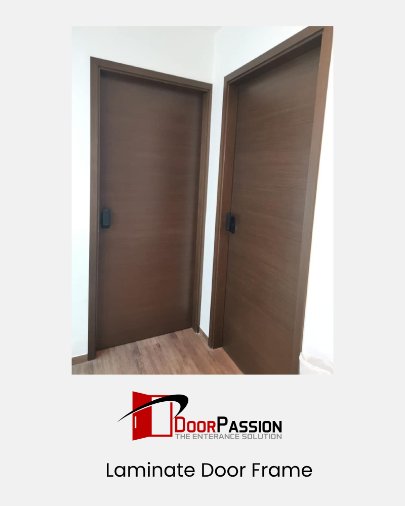 Laminate Door Frame