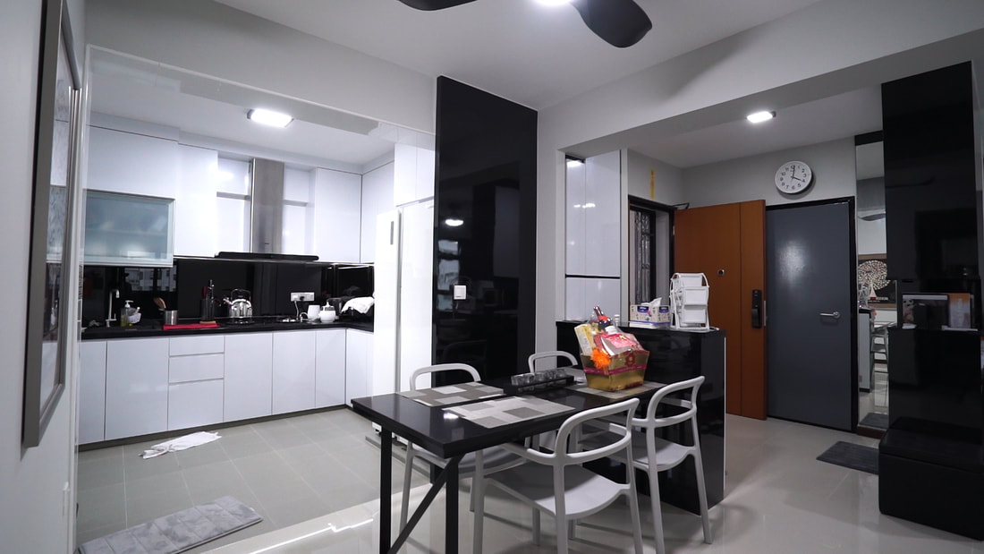 BTO HDB Owner whom Renovate