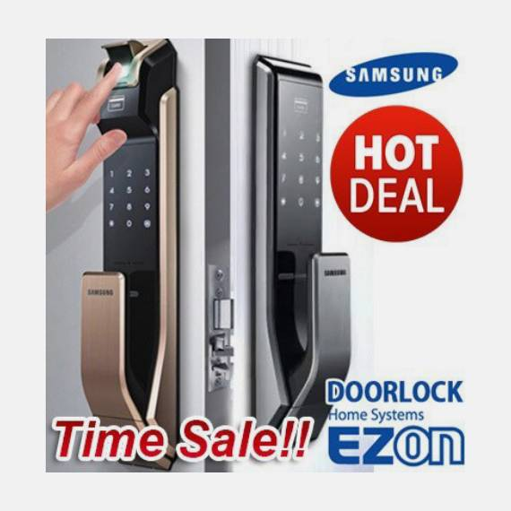 Break Lock and 24-Hour Locksmith Services of Samsung Push Pull Digital Lock (Mortise)
