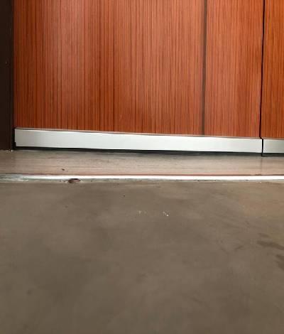 Drop Seal for 3×7 Feet Single Leaf HDB Main Door