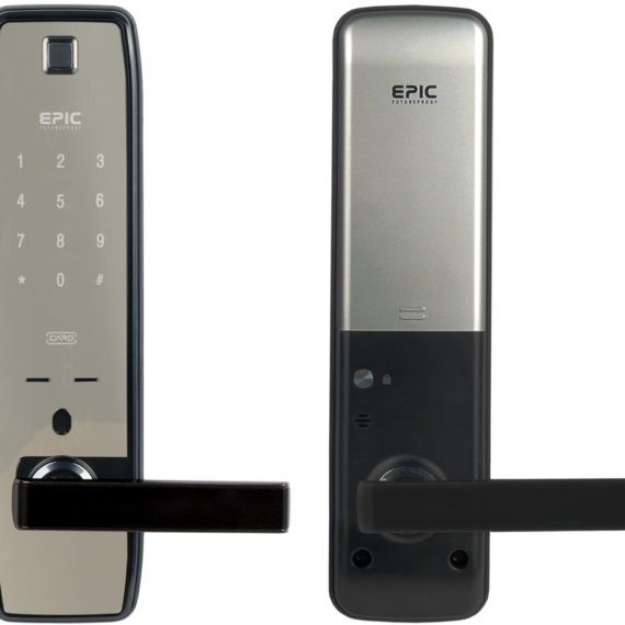 EPIC Shine Fingerprint Digital Lock 6 in 1