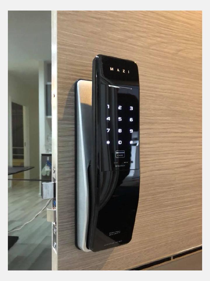 For New HDB Door