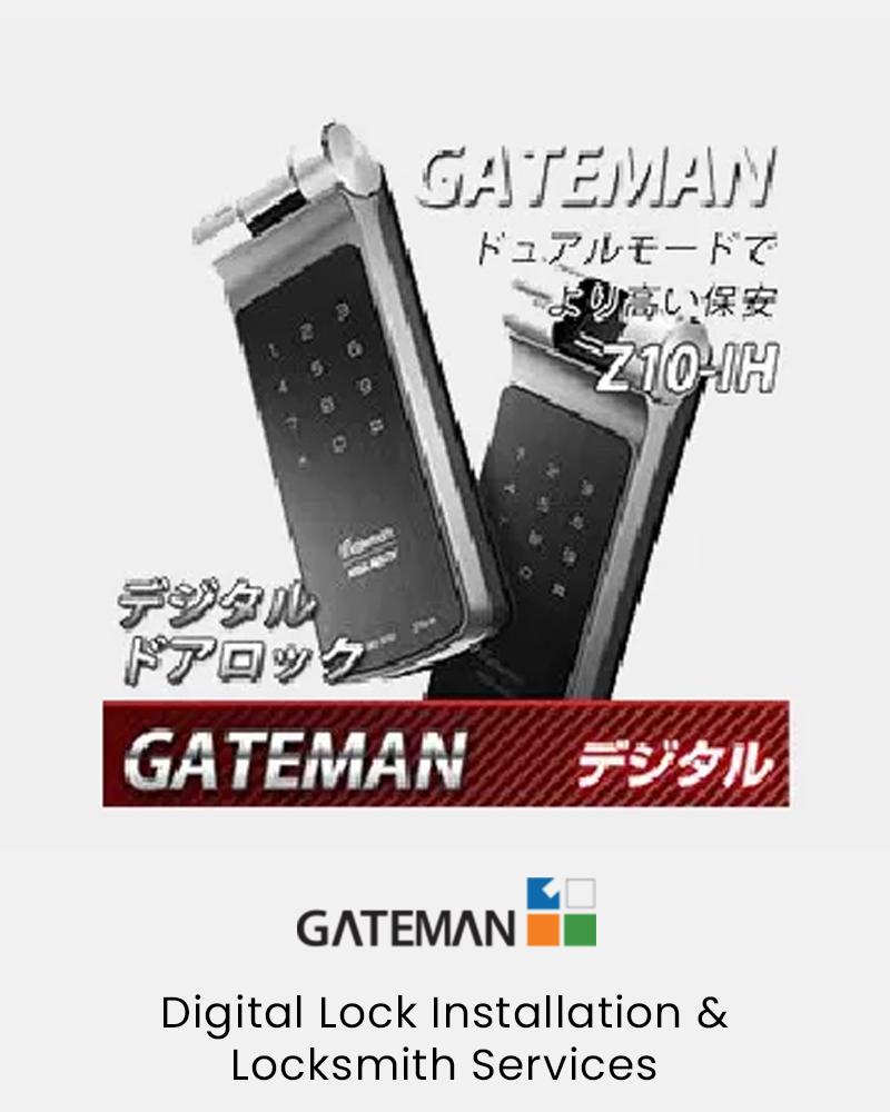 Gateman Installation