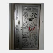 Buy Kato 3D Laser Cut Gate @ My Digital Lock. Call 9067 7990