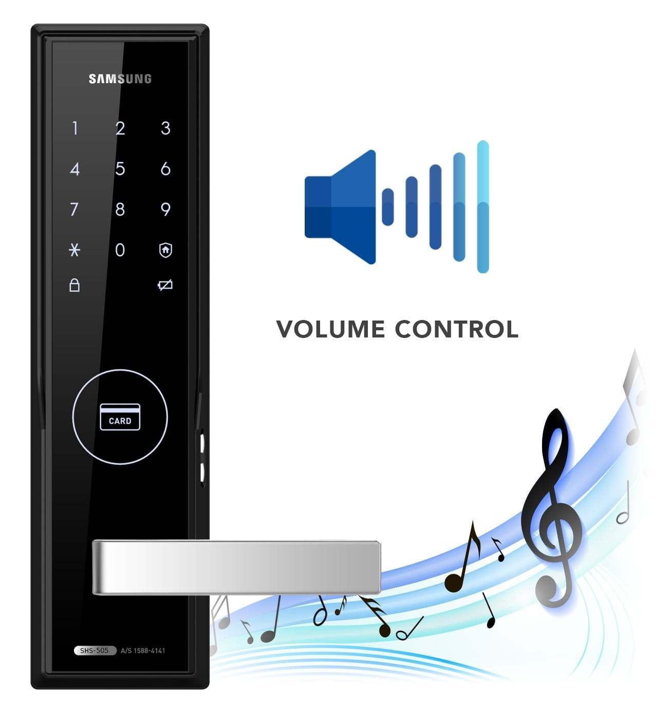 Keypad-Volume-Control