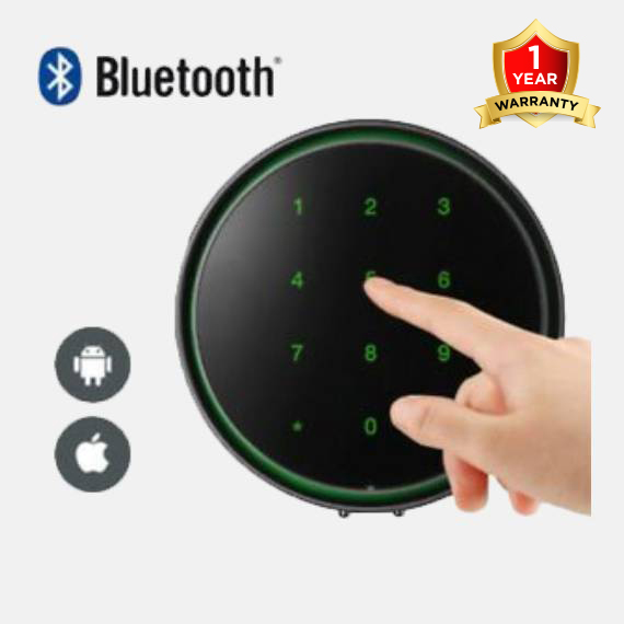 Keywe-Round-Password-Digital-lock