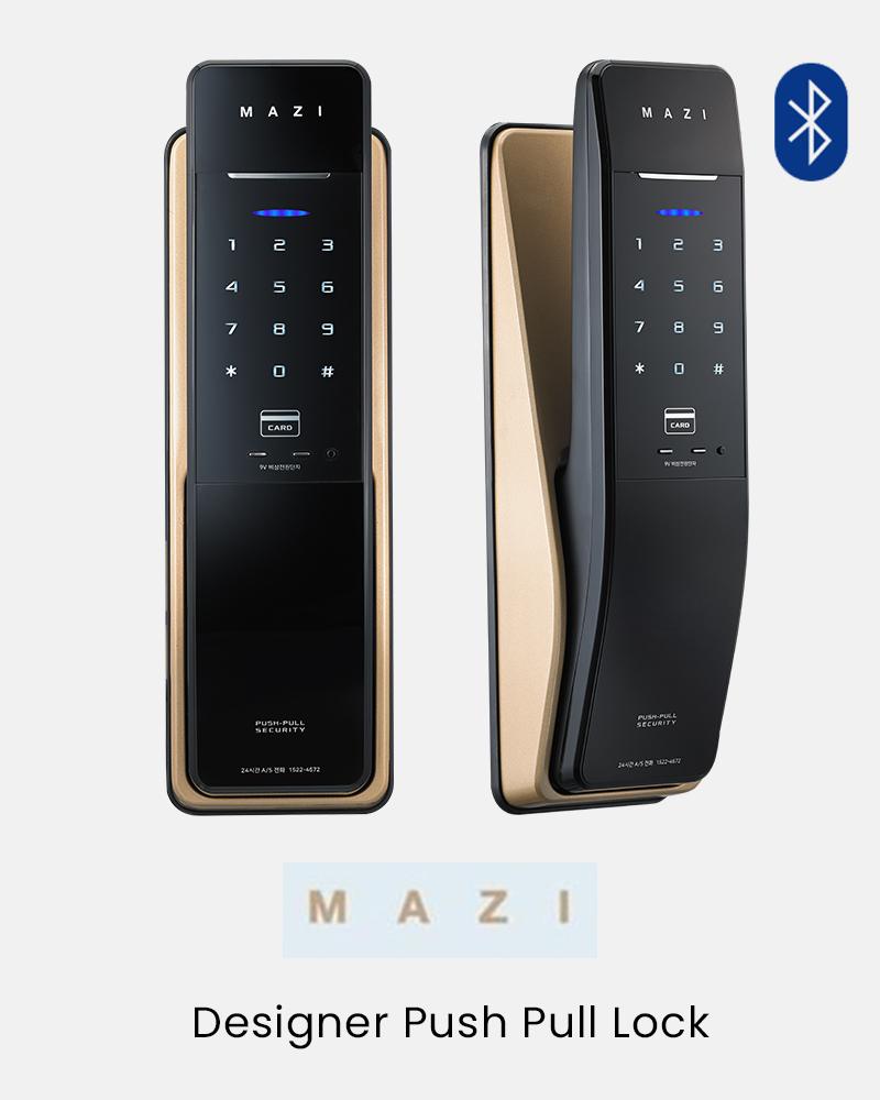 Mazi Digital Lock