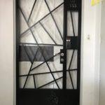 Mild Steel Interior Designer HDB Gate 4x7 feet