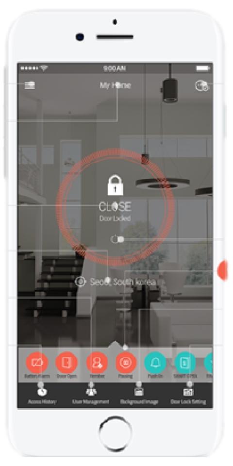 Mobileapp-Keywe