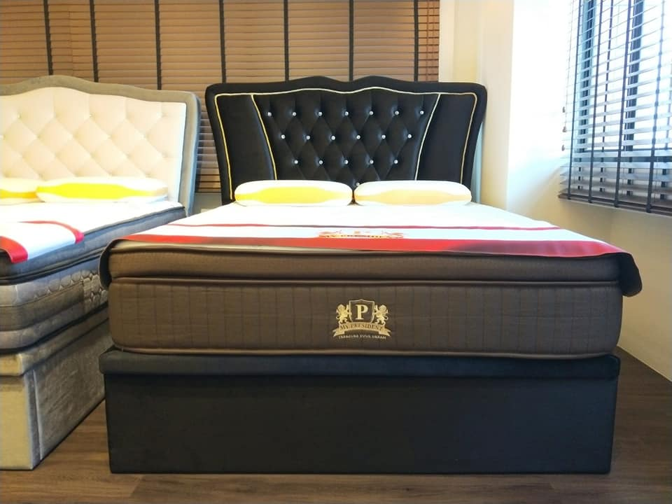 Grab Best suited Spine care My President Mattress Single Mattress in Singapore. Call 9067 7990