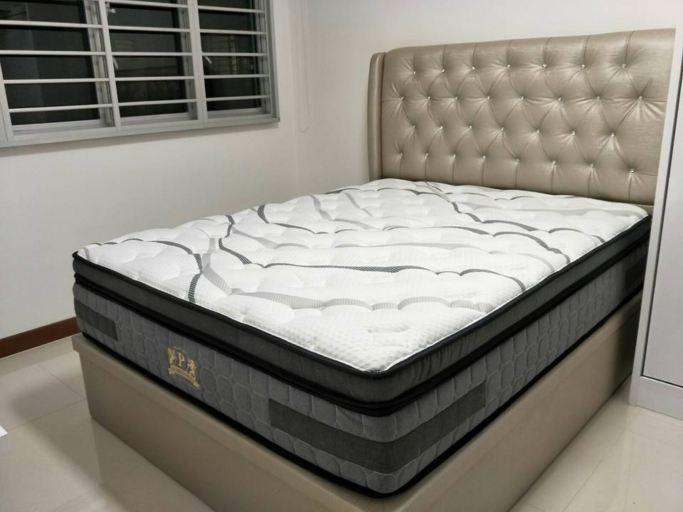 Grab Supreme quality Spine care My President Mattress Single Mattress in Singapore. Call 9067 7990