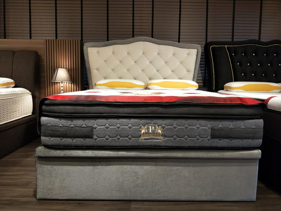 Grab Ideal My President Mattress Single Mattress in Singapore. Call 9067 7990