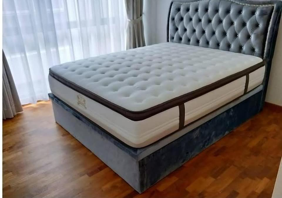 Grab Spine care My President Mattress Single Mattress in Singapore. Call 9067 7990