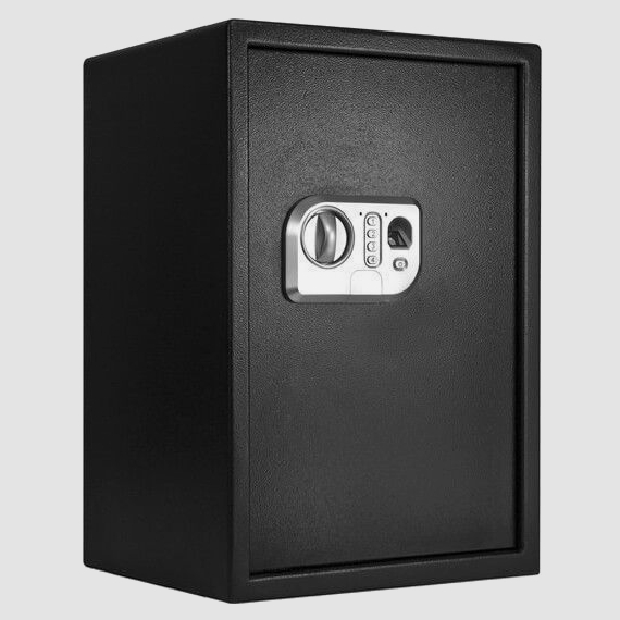 Buy NIKAWA FINGERPRINT SAFE NBL500 - Security fire safe @ My Digital Lock. Call 9067 7990