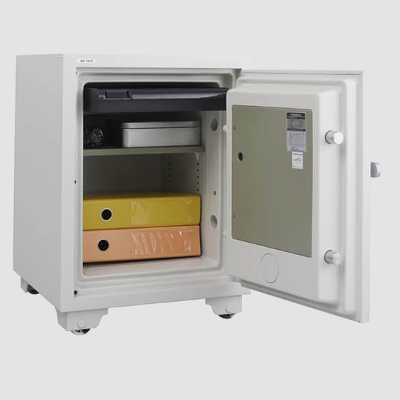 Buy NIKA FIRE RESISTANCE SAFE T610 NT610 - Security fire safe @ My Digital Lock. Call 9067 7990