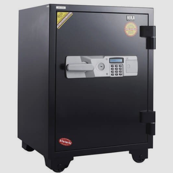 Buy NIKA FIRE RESISTANCE SAFE T750 NT750 - Security fire safe @ My Digital Lock. Call 9067 7990
