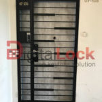 Buy Piano Black - HDB Gate @ My Digital Lock. Call 9067 7990