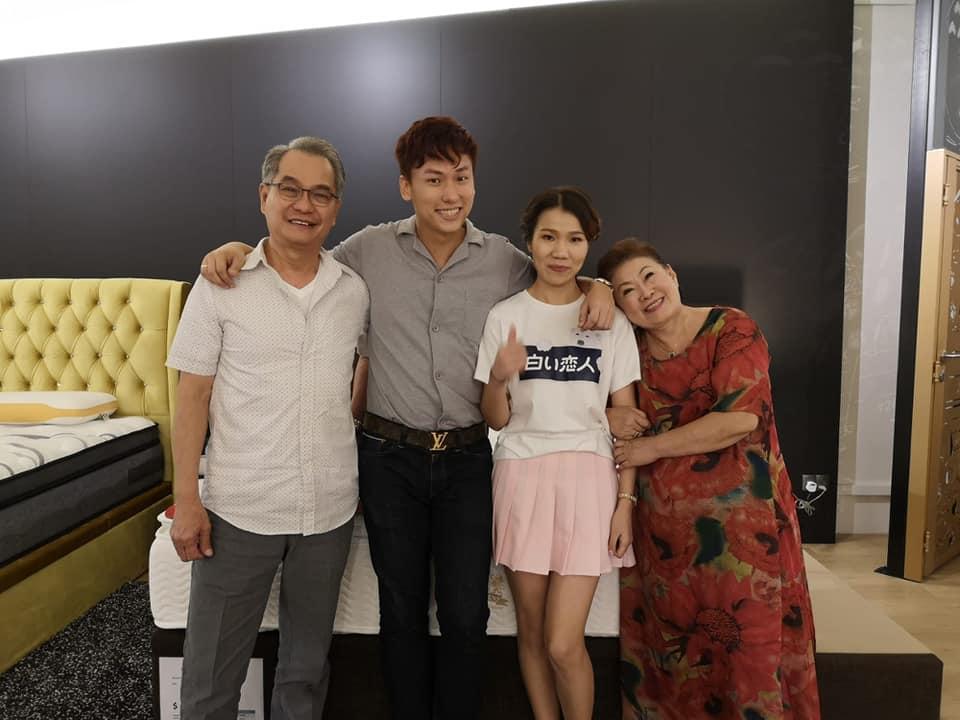 Richard and Jin Jie