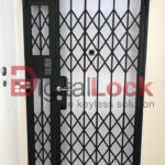 Buy Scissors Gate design - HDB Gate @ My Digital Lock. Call 9067 7990