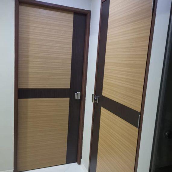 Solid Veneer Bedroom Door