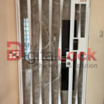 Buy Twisted Gate - HDB Gate @ My Digital Lock. Call 9067 7990