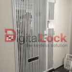 Buy Twisted Gate with Cover - HDB Gate @ My Digital Lock. Call 9067 7990