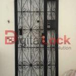 Buy Vintage Pattern - HDB Gate @ My Digital Lock. Call 9067 7990