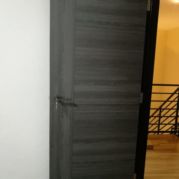 Wood Laminate Bedroom Door