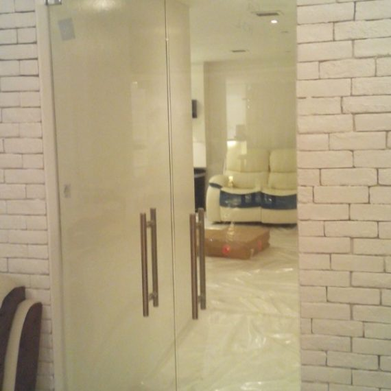 Buy wall to wall glass shower screen. Call 9067 7990