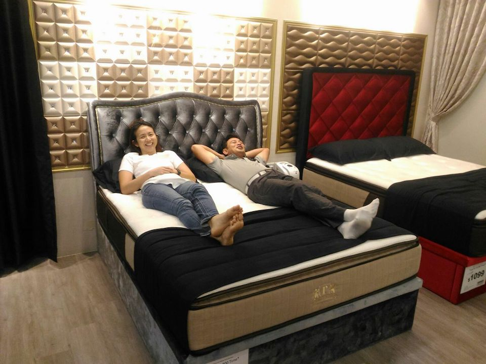 Grab My crystal Singapore Mattress sales. Call 9067 7990