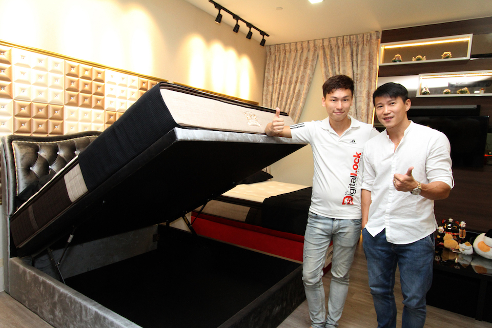 Grab Vincent recommended Singapore Mattress sales. Call 9067 7990