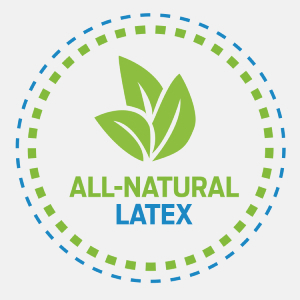 Cooling Natural Latex