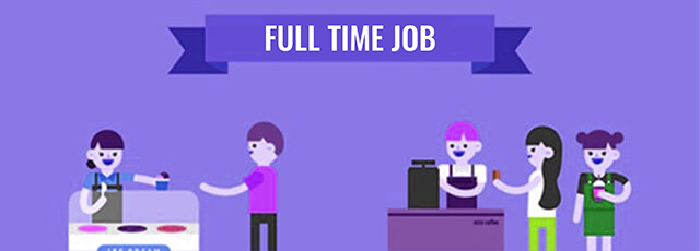 Full Time Job