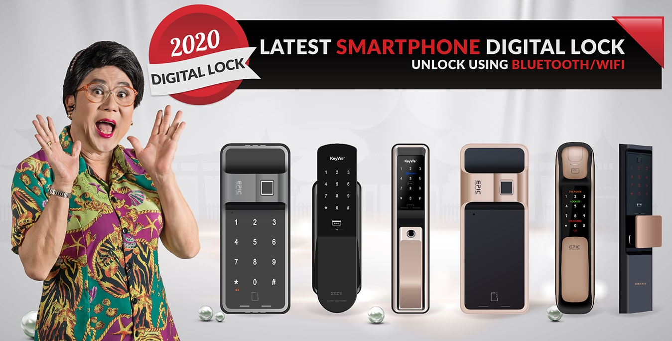 Latest-Smartphone-Digital-Lock