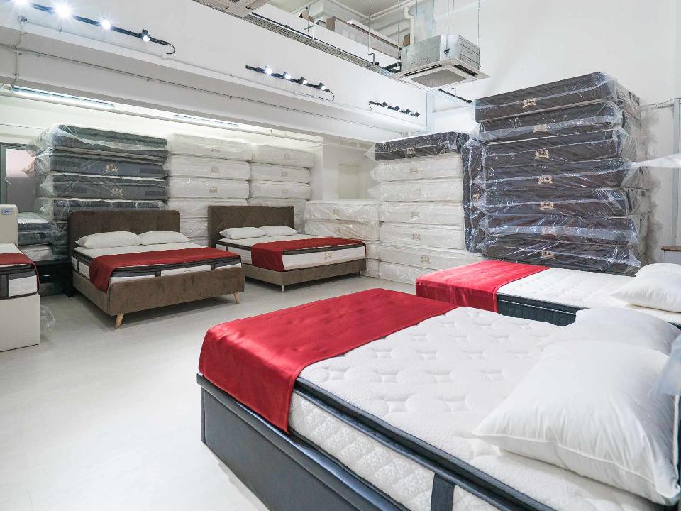 Bed Showroom