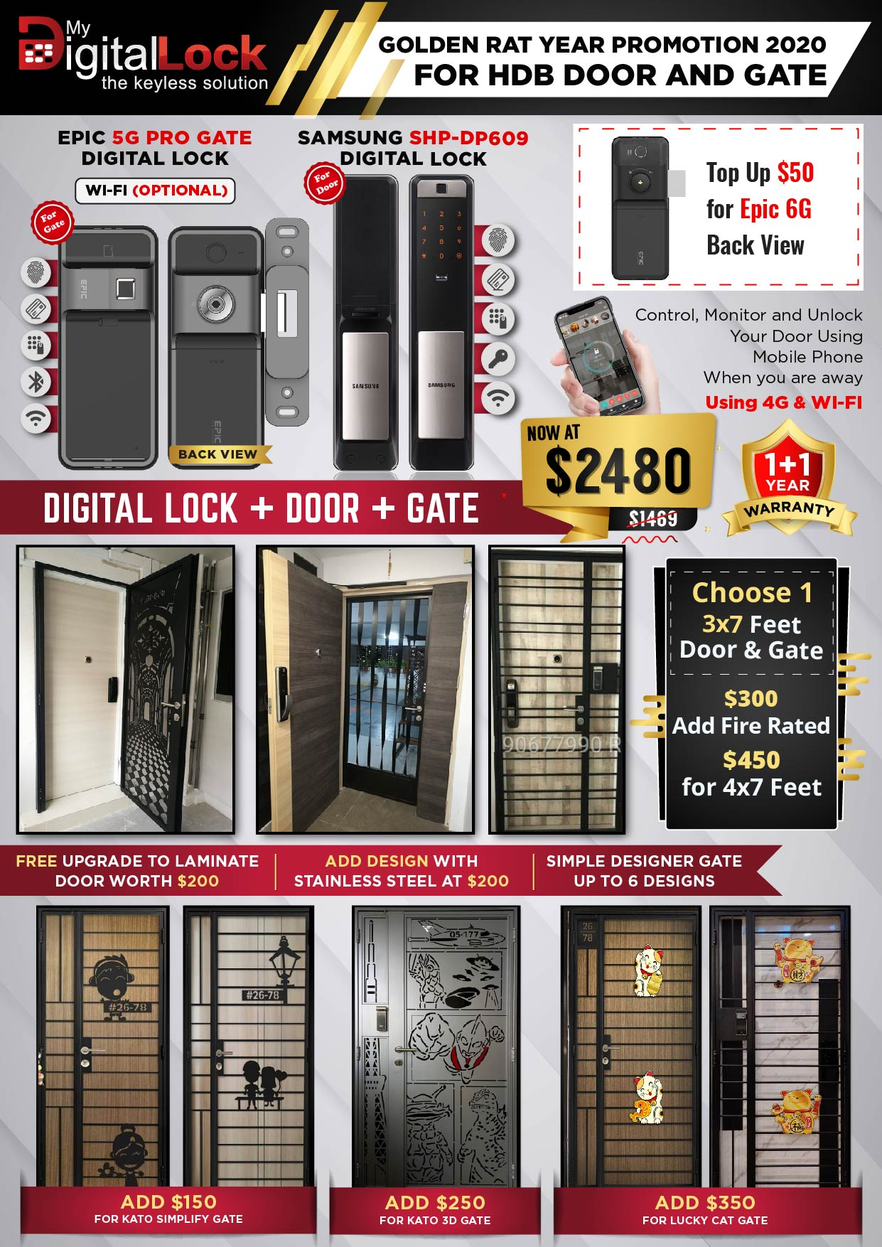 Golden-Rat-Year-HDB-Door-and-Gate-Promotion-with-EPIC-5G-PRO-and-Samsung-SHP-DP609-