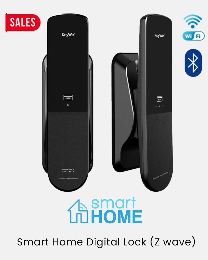 Smart-Home-Digital-Lock