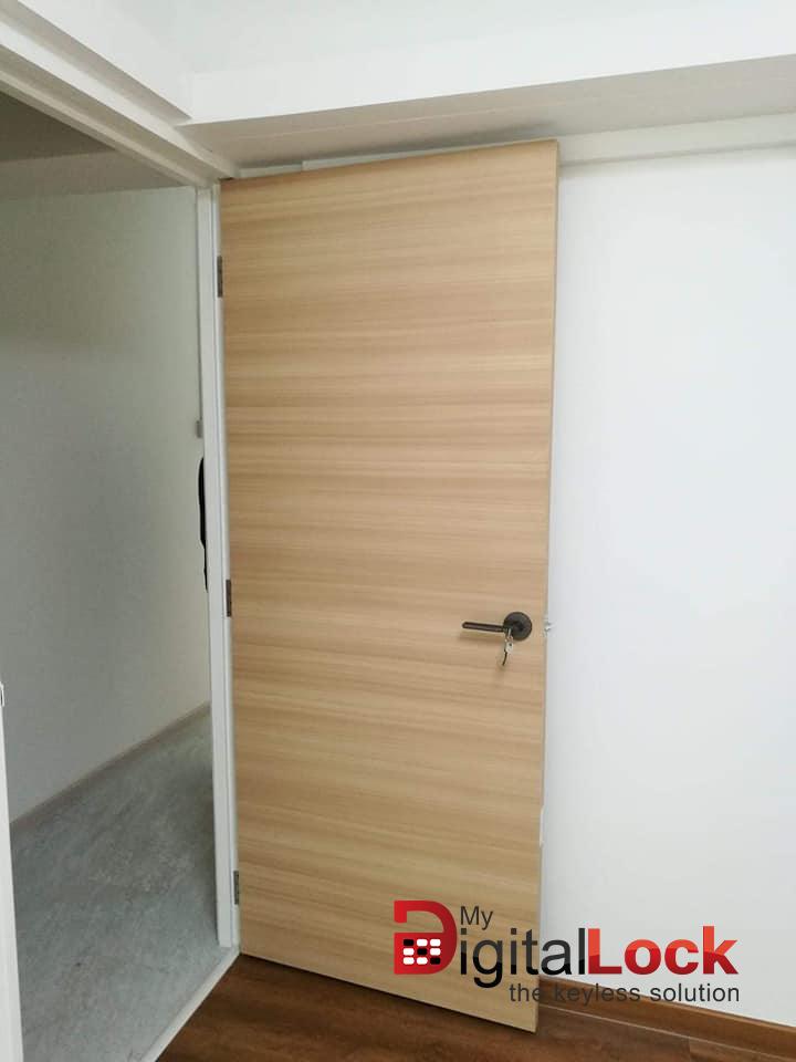 Laminate HDB Solid Bedroom