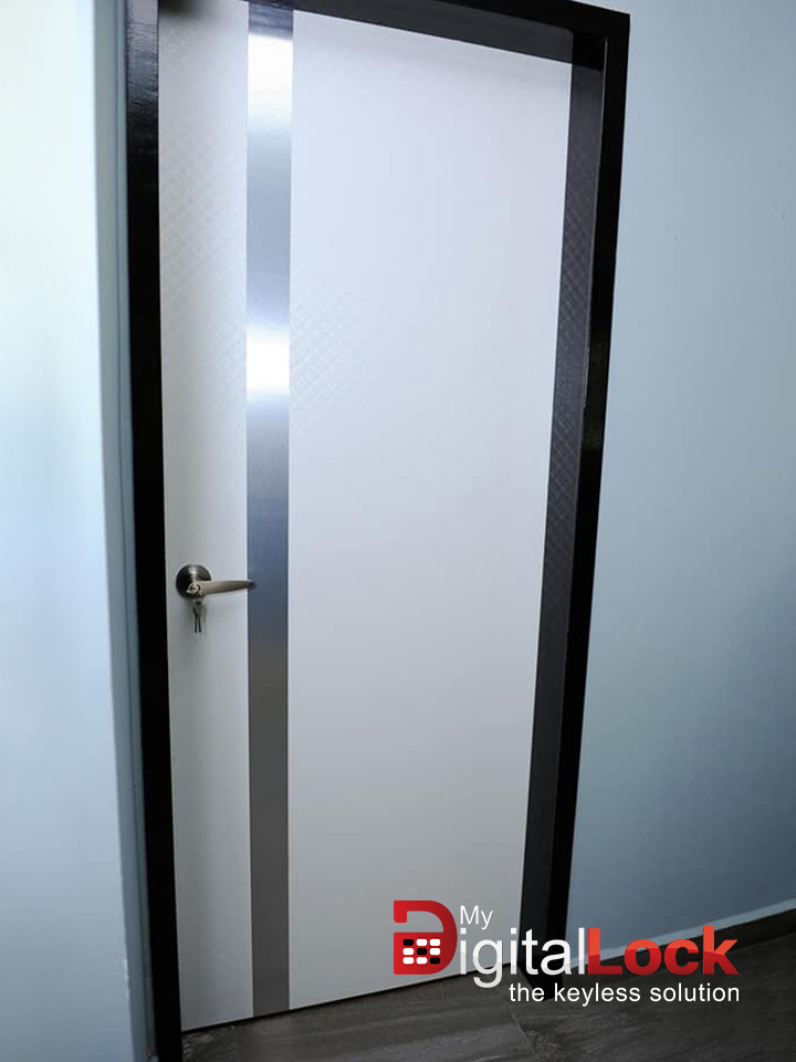 bedroom door
