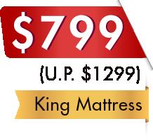 Pocket Spring Mattress   799