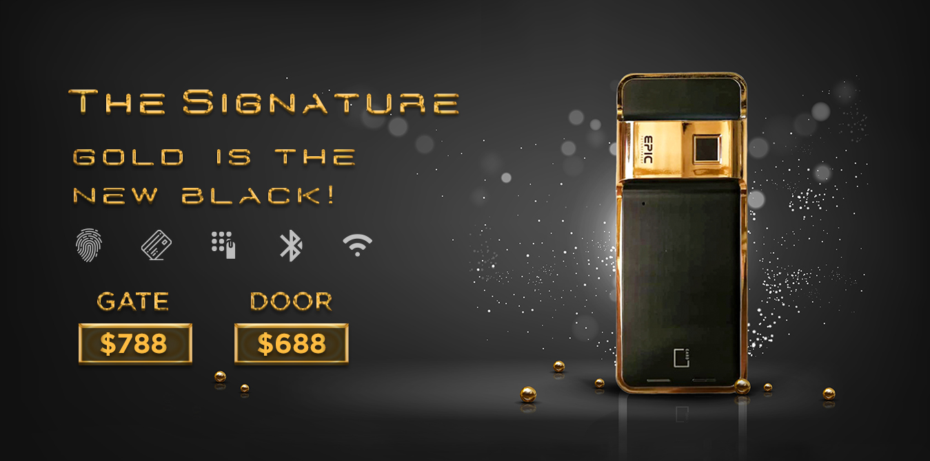 My Digital Lock Web Banner_24K Gold Product