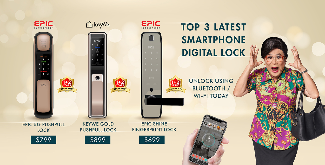 My Digital Lock_Web Banner_All Push Pull locks