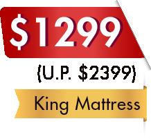 Pocket Spring Mattress   1299