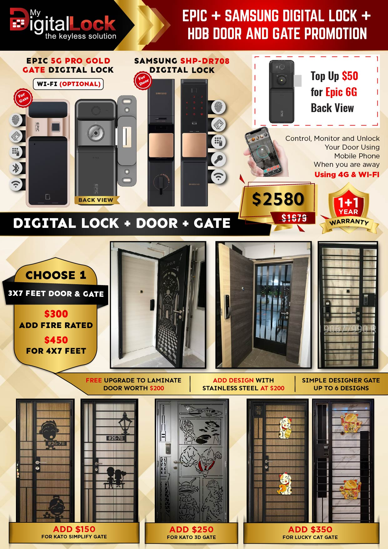 Golden-Rat-Year-HDB-Door-and-Gate-Promotion-with-EPIC-5G-PRO-Gold-and-Samsung-SHP-D