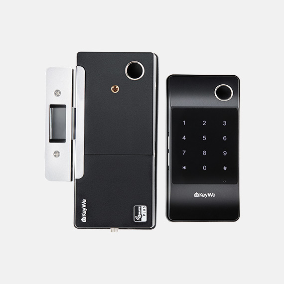 Keywe-Damian-Dual-Fingerprint-Gate-Lock-(Keypad)