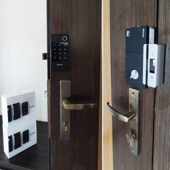 For Condo Gate Door-2
