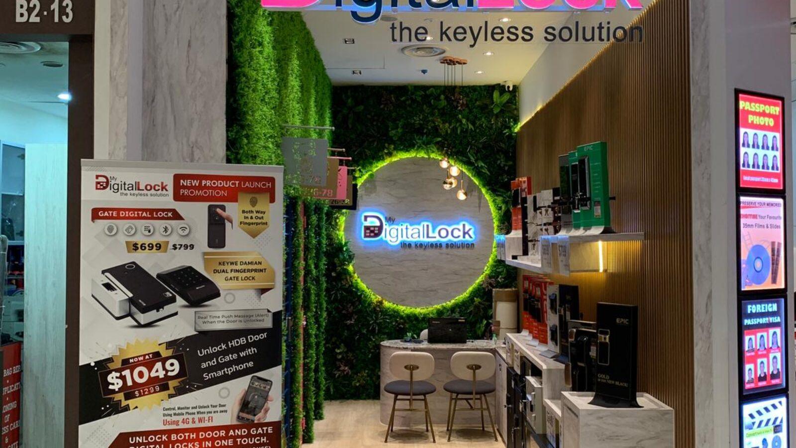 My Digital Lock Ang Mo Kio Hub