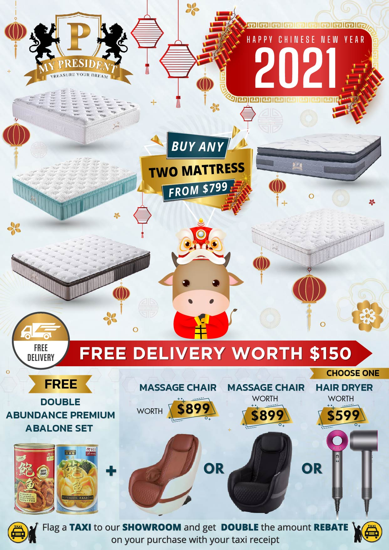 twomattress-maasagechair-chinese-newyear-promotions