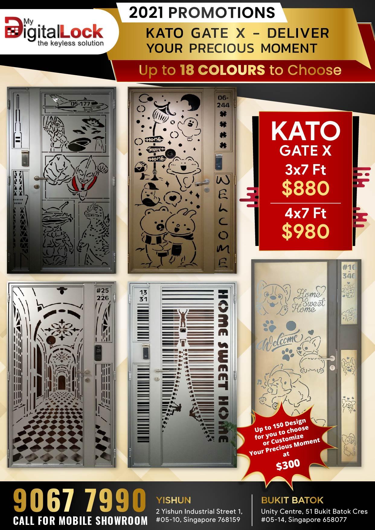 Kato X Delivery