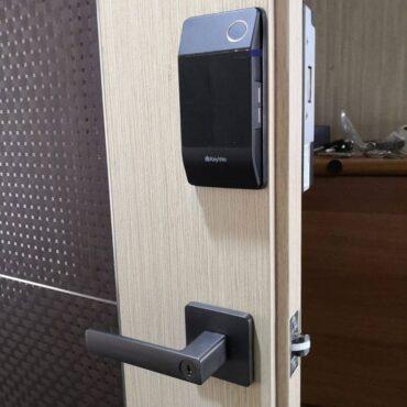 The Latest Keywe 360 The Latest Keywe 360 Push Pull Digital Lock-1Push Pull Digital Lock-1